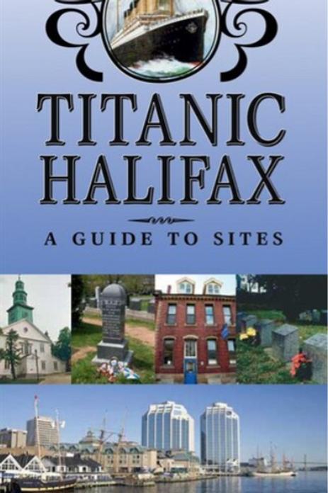 Titanic Halifax   Nimbus Publishing