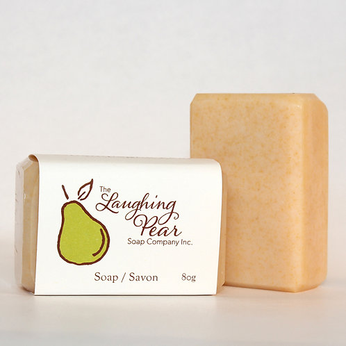 Champagne Pear Soap | Laughing Pear Soap Co.