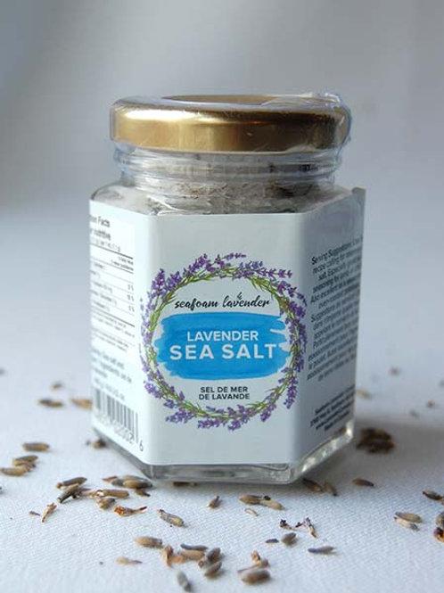 Lavender Salt | Seafoam Lavender Co.