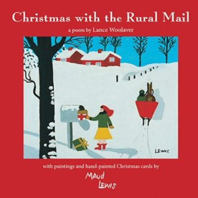 Christmas with the Rural Mail: Maud Lewis | Nimbus Publishing