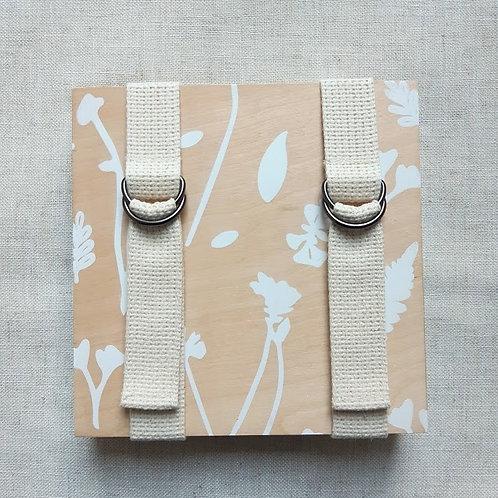 Blonde Floral Flower Press | Oake Living
