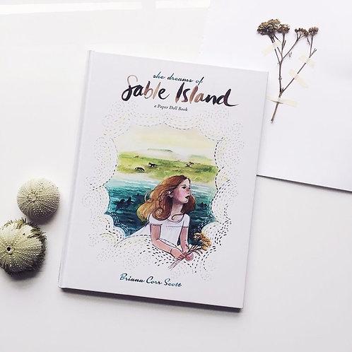She Dreams of Sable Island- A Paper Doll Book | Nimbus Publishing