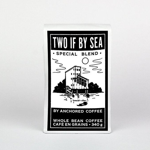 Two if by Sea Blend Coffee | Anchored Coffee