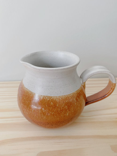 The 1976 Pot Bellied Jug   Old Barn Pottery