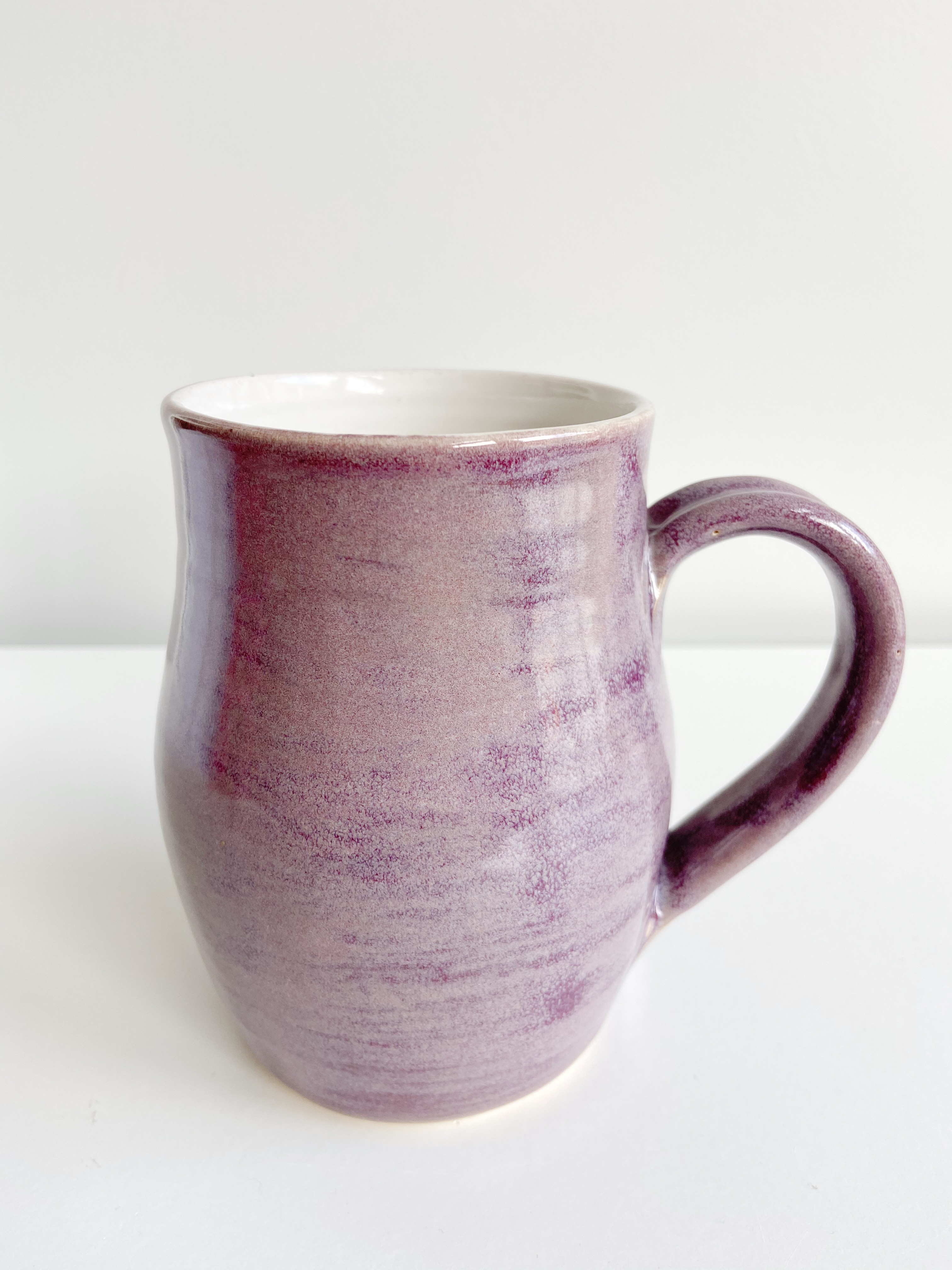 Anderson Pottery | Raspberry