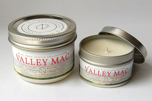 Valley Mac Candle | New Scotland Candle Co.