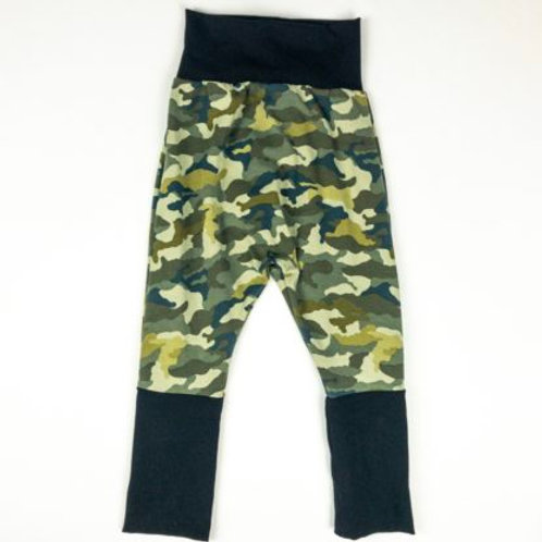Grow-With-Me Pants | Camo | Saelvage