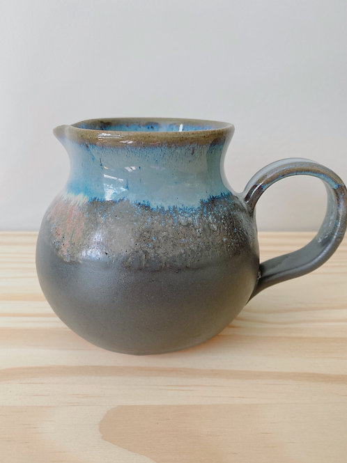 Northern Light Pot Bellied Jug | Old Barn Pottery