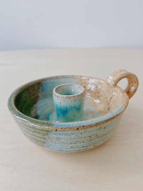Summer Candle Holder | Postma Pottery