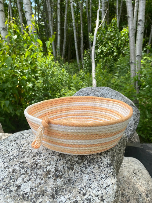 Ombre Yellow Bowl | Forest Home