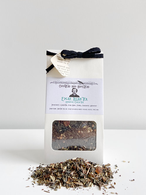 Edgar Allan Tea - Absinthe Green Tea | Sense and SensibiliTea
