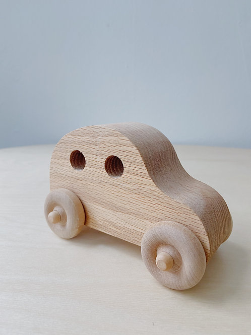 Wooden Car | Kevin Finch