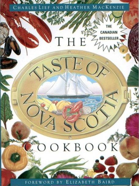 Taste of Nova Scotia Cookbook | Nimbus Publishing