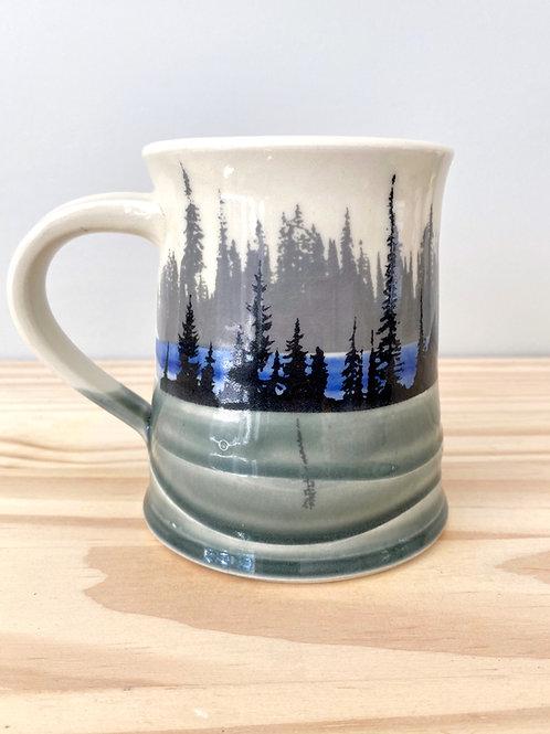 Forest Mug | Eastwood Pottery