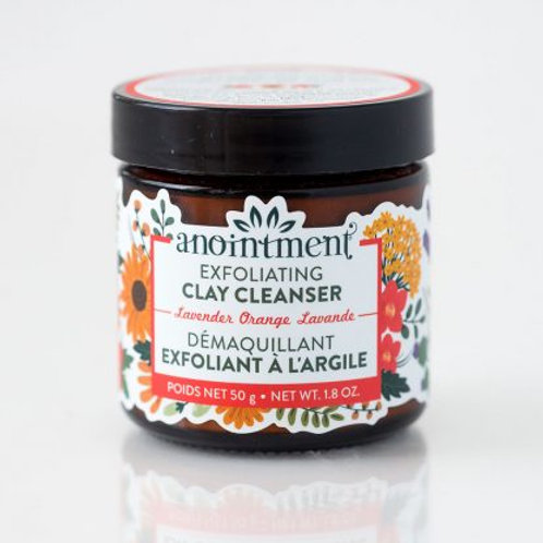 Exfoliating Clay Cleanser | Anointment