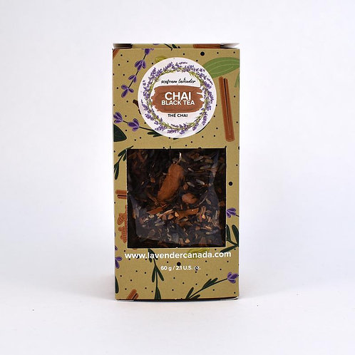 Chai Tea | Seafoam Lavender Co.