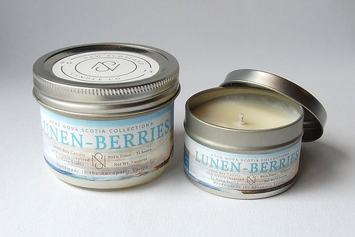 Lunen-berries Candle | New Scotland Candle Co.