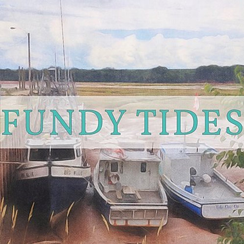 Fundy Tides Candle | New Scotland Candle Co.