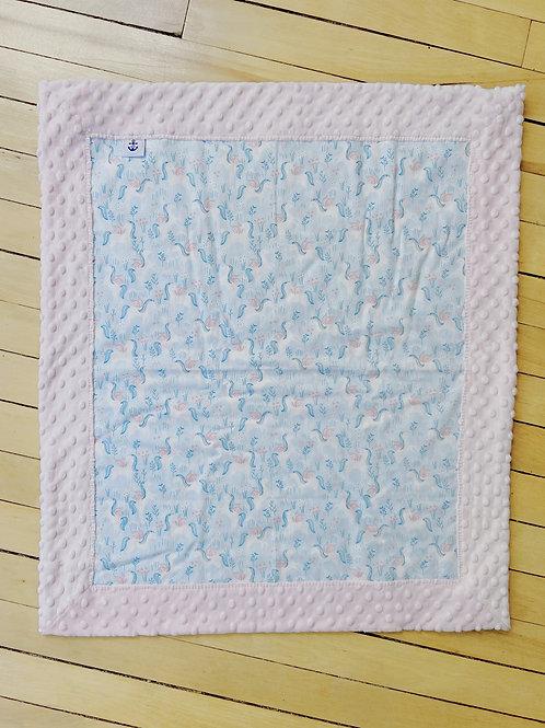 Minky Blanket | Unicorn | RoseBay Quilts