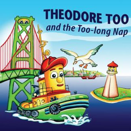 Theodore Too and the Too-Long Nap | Nimbus Publishing