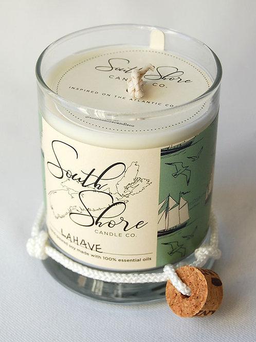 LaHave Candle (Orange + Basil + Vanilla) | South Shore Candle Co.