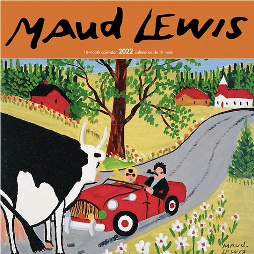 Maud Lewis 2022 Wall Calendar | Nimbus Publishing