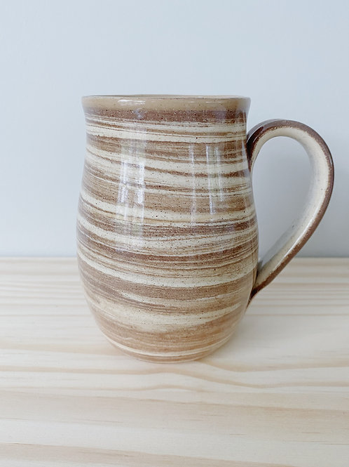 Marble Mug | Anderson Pottery