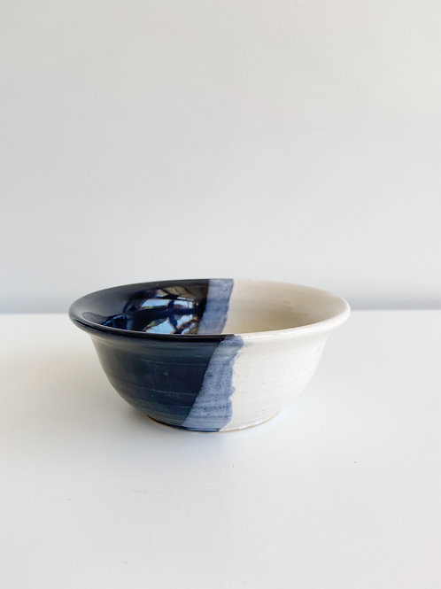 Black + White Tiny Bowl | Anderson Pottery