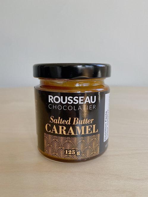 Salted Butter Caramel Spread | Rousseau Chocolatier
