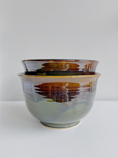 Marshland Bowls | Sea Winds Pottery