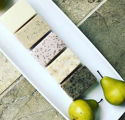 Laughing Pear Soap Co.