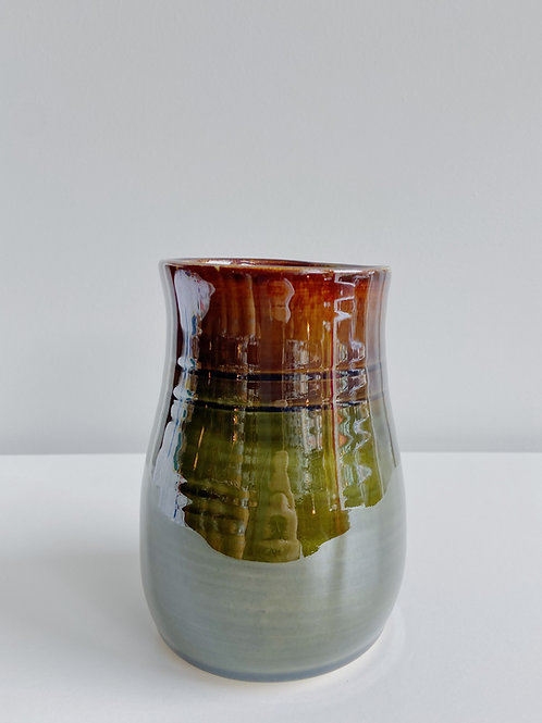 Marshland Vase | Sea Winds Pottery