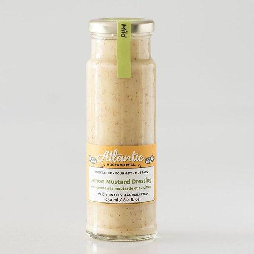 Lemon Mustard Dressing | Atlantic Mustard Mill