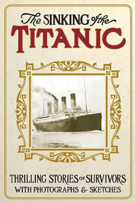 Sinking of the Titanic | Nimbus Publishing