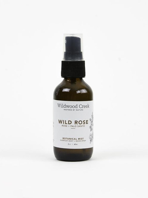 Wild Rose Botanical Mist | Wildwood Creek