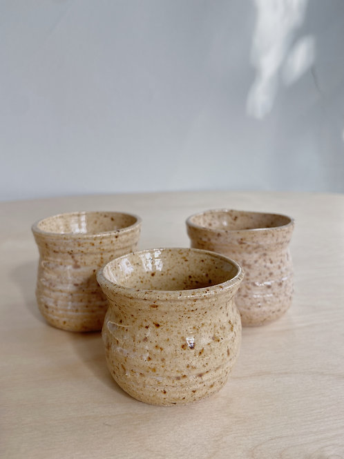 Wheat Mini Pot | Postma Pottery