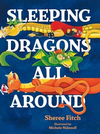 Sleeping Dragons All Around   Nimbus Publishing