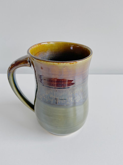 Marshland Tulip Mug | Sea Winds Pottery