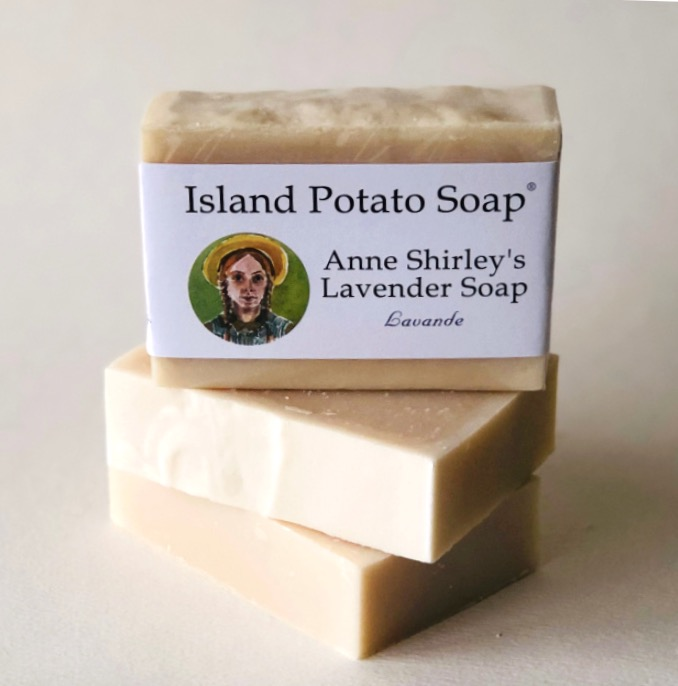 PEI Potatoe Soap
