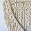 Thumbnail: Boho Layered Circle Macrame Wall Hanging   String Theories Fiber Design