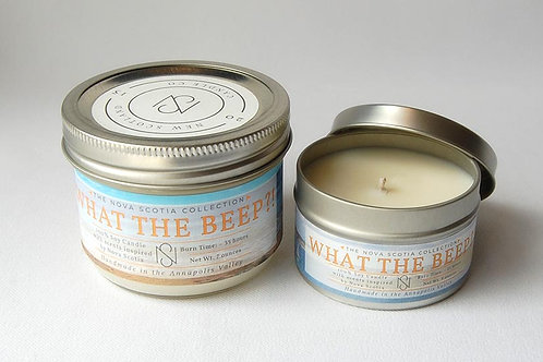 What the Beep?! Candle | New Scotland Candle Co.