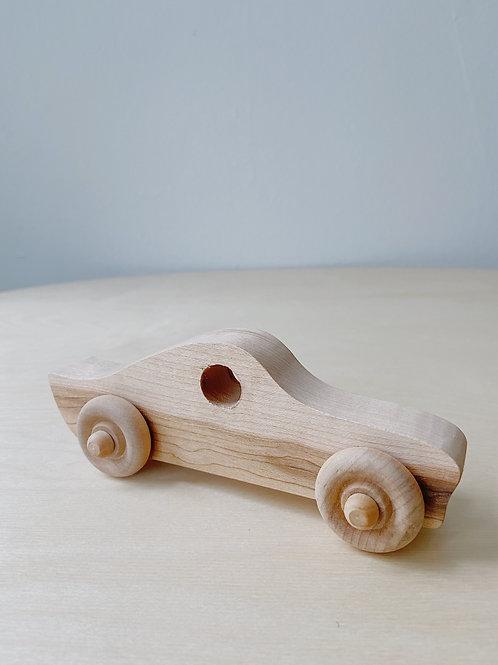 Wooden Racecar    Kevin Finch