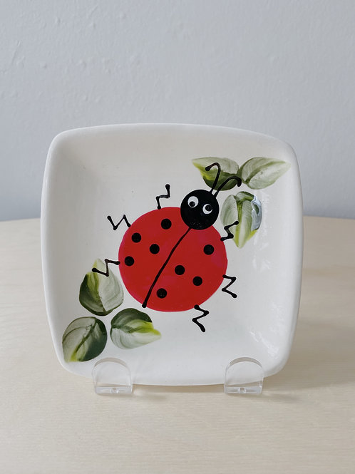 Square What-Not Tray | LadyBug Haven Studio