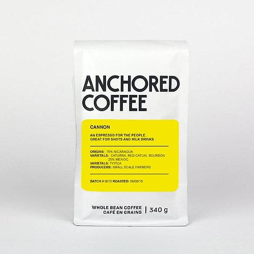 Cannon Espresso Coffee | Anchored Coffee