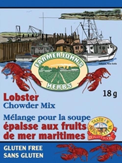 Lobster Chowder Mix | Farmer John's Herbs