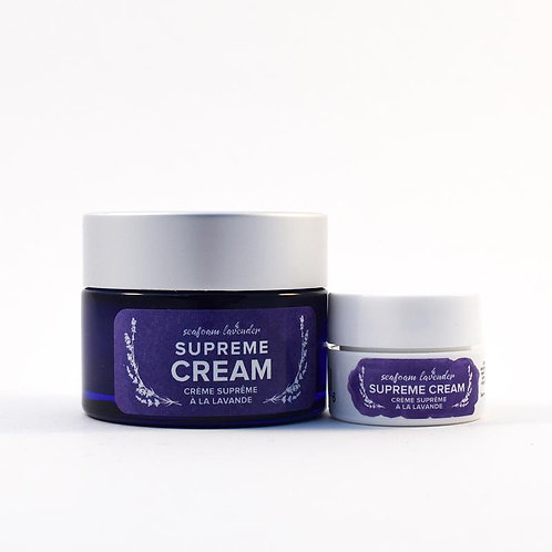 Supreme Cream | Seafoam Lavender Co.