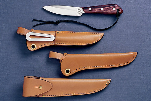 The D.H. Russell Boat Knife + Marlin | Grohmann Knives