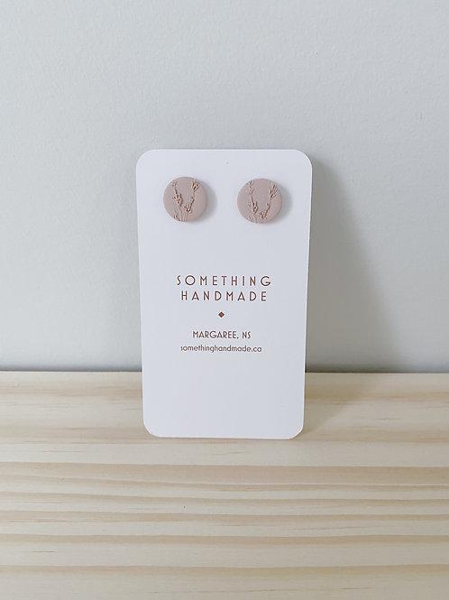 Wren Pink Earrings | Something Handmade