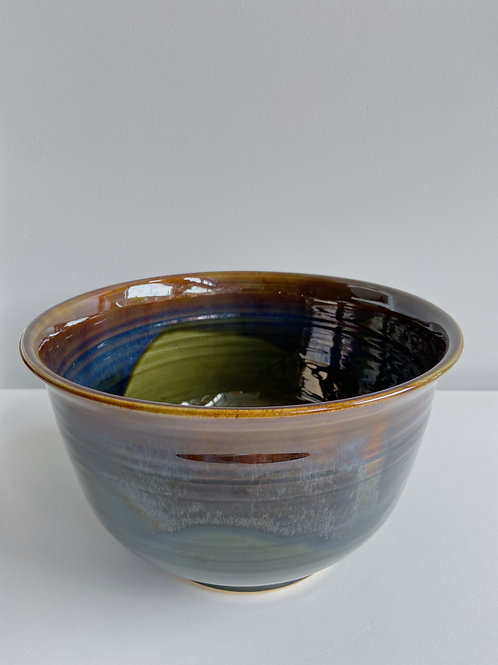 Large Marshland Bowl | Sea Winds Pottery