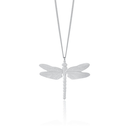 Dragonfly Necklaces | Amos Pewter